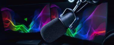 Razer Seiren Elite: Micrófono de grado profesional y fácil uso mediante un puerto USB