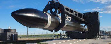 Rocket Lab lanza su primer cohete al espacio: Motor eléctrico y piezas impresas en 3D