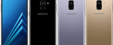 El Samsung Galaxy A8+ (2018) llega a Europa, 499 euros por un gama media