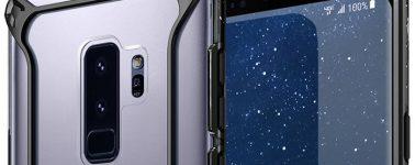 El Samsung Galaxy S9+ nos muestra su diseño gracias a un fabricante de fundas