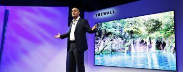 Samsung muestra su televisor Micro-LED de 146 pulgadas, sería mejor que el OLED