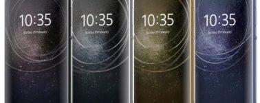 Sony Xperia XA2 Ultra, Xperia XA2 y Xperia L2 anunciados oficialmente