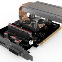 Streacom lanza un disipador pasivo para GPUs que se instalen en su chasis DB4