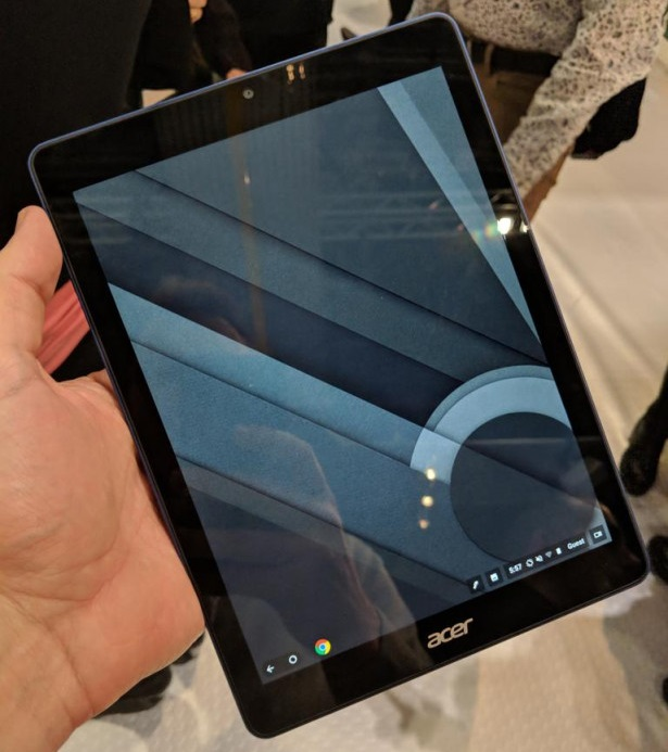 Tablet Acer Chrome OS 0