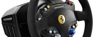Thrustmaster TS-PC RACER Ferrari 488 Challenge: Volante para los amantes de la simulación (con dinero)