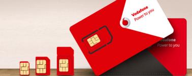Vodafone también sube el precio de sus tarifas, entre 1 y 5 euros al mes