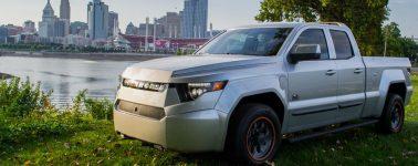 Workhorse W-15: Una pickup eléctrica con generador de gasolina y 480 CV de fuerza