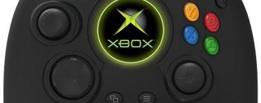 Así es el nuevo Xbox Duke, el clásico mando de Xbox llegará en Marzo