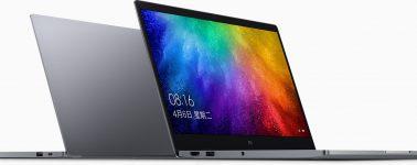 Xiaomi lanza un nuevo Notebook Air: Intel Core i5, 4GB de RAM y 12,5″ por 600 dólares al cambio