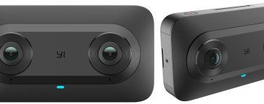YI Horizon VR180: Cámara VR que nace tras la colaboración de Xiaomi y Google