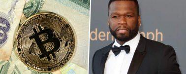 El rapero 50 cent pasa de la absoluta quiebra a millonario gracias al Bitcoin