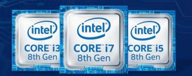 Intel lanza el Core i3-8130U: Un Dual-Core de bajo coste y consumo