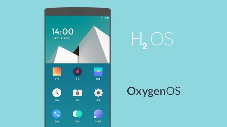 oxygenos hydrogenos oneplus 740x416 0