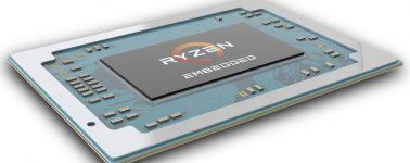 AMD lanza sus procesadores embebidos EPYC 3000 y Ryzen V1000