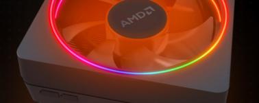 AMD Wraith Prism: Nuevo disipador con iluminación RGB para los AMD Ryzen 2