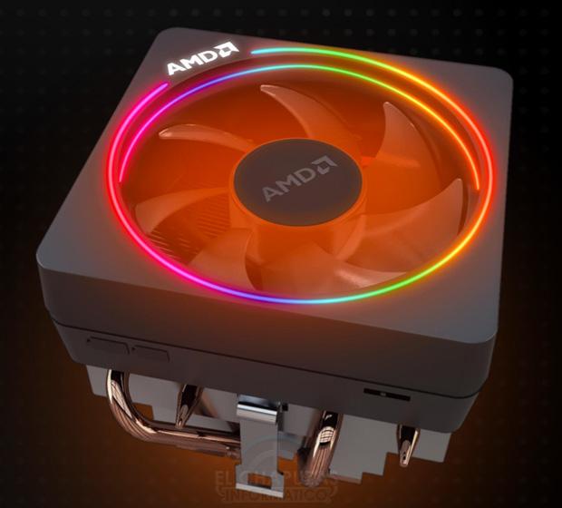 AMD Wraith Prism 2 1