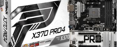 ASRock X370 Pro4: Placa base económica para los AMD Ryzen