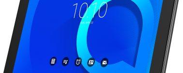 Alcatel 1T: Tablets de muy bajo coste disponibles en tamaños de 7 y 10 pulgadas