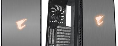 Gigabyte lanza la Aorus AC300W Lite, una variante recortada del chasis original