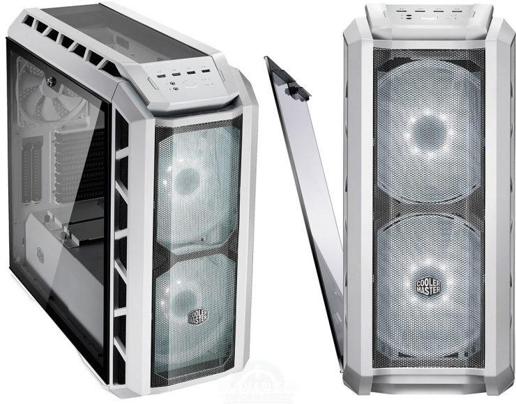 Cooler Master MasterCase H500P Mesh White 1 740x580 1