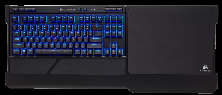 Corsair K63 Wireless Gaming Lapboard Oficial 740x318 1
