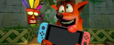 Crash Bandicoot N.Sane Trilogy llegará a PC y a la Nintendo Switch este año