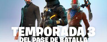 Fortnite estrena su Tercera Temporada: Trae los 60 FPS a las consolas y un nuevo Battle Pass