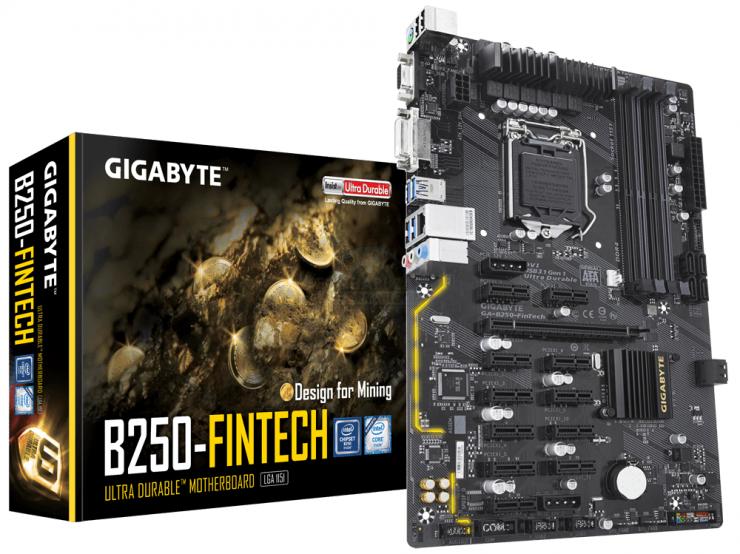 Gigabyte B250 FinTech 3 740x554 0