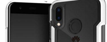 El Huawei P20 Lite también se deja ver en imágenes recordando a un iPhone