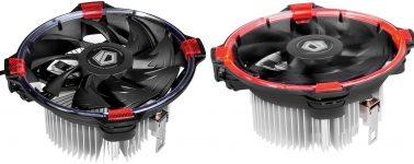 ID-Cooling DK-03 Halo AMD Red: Un intento de imitar el disipador de referencia de los AMD Ryzen