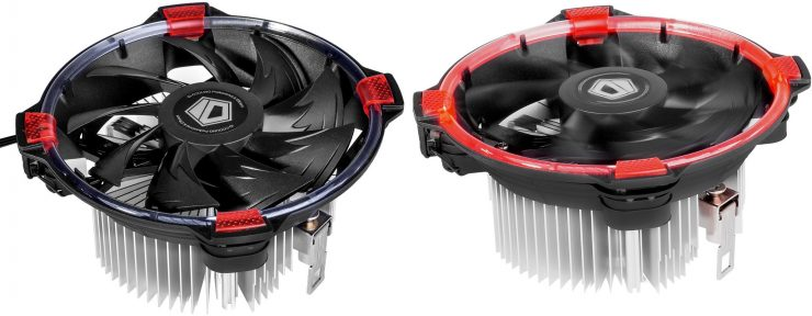 ID Cooling DK 03 Halo AMD Red 1 740x288 0