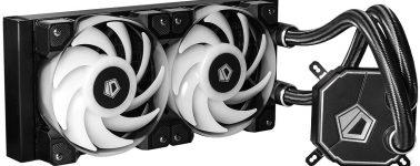 ID-Cooling Dashflow 240: Sistema de refrigeración de alto rendimiento con iluminación RGB