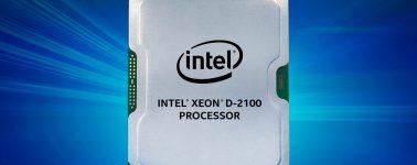 Intel lanza sus nuevos procesadores de la serie Xeon D-2100