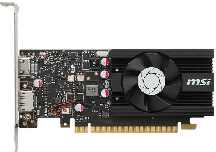 MSI GeForce GT 1030 LP 0