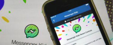 Messenger Kids presentó un «error técnico» que permitía chats grupales con desconocidos