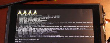Un bug irreparable permite ejecutar Linux en la Nintendo Switch