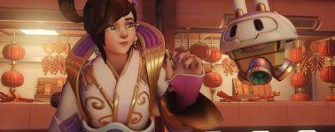 Overwatch se prepara para recibir mañana el Nuevo Año Lunar Chino
