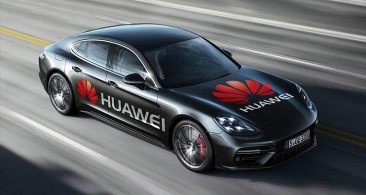 Porsche Panamera Huawei NPU Kirin 970 740x395 0