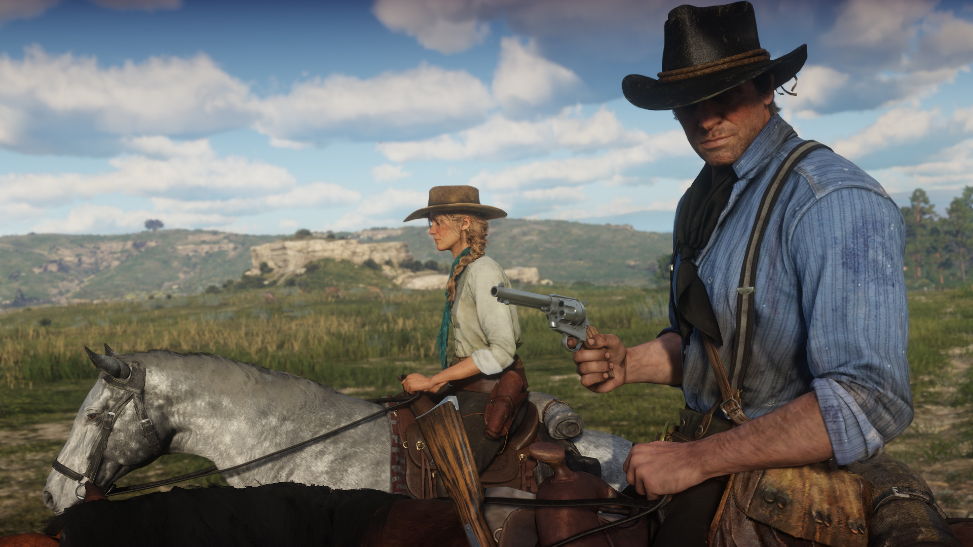 Rockstar Games anuncia Red Dead Online Beta