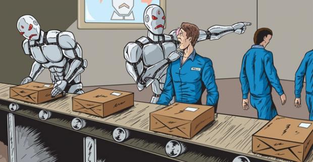 Robot despido 0