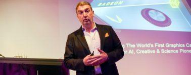 Roy Taylor abandona AMD, la compañía está realizando cambios internos