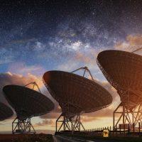 El SETI se queja de que los mineros le perjudican con la búsqueda de vida extraterrestre