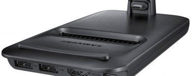 Filtrado el Samsung DeX Pad que usarán los Galaxy S9, incluye ventilación