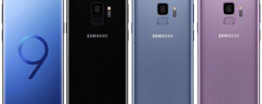 El Samsung Galaxy S9 se deja ver en nuevos renders, muestra un diseño de altavoz en estéreo