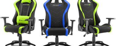 Sharkoon Skiller SGS2: Silla gaming con tela transpirable por 179 euros