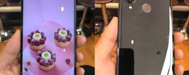 El Sharp Aquos S3 sonríe a la cámara y se suma a la moda de imitar el diseño del iPhone X