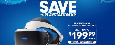 Sony tira la casa por la ventana: PlayStation VR, cámara y el Gran Turismo Sport por 200 dólares