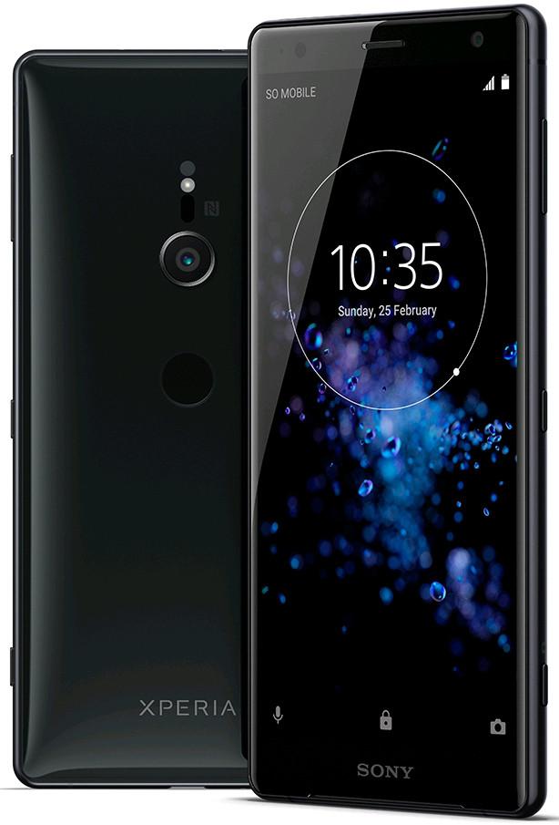 Sony Xperia XZ2 filtrado: Un 5.7\