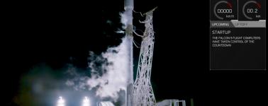 SpaceX lanza con éxito a PAZ, el primer satélite espía español