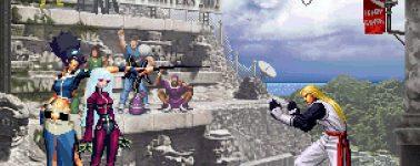 Descarga gratis The King of Fighters 2002 [PC / Linux / Mac)